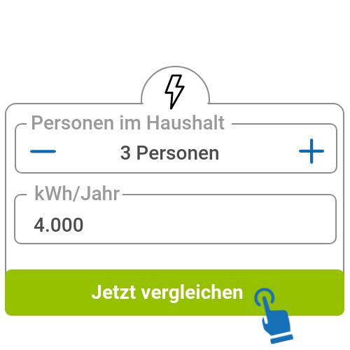 Schritt 1 Strompreis berechnen